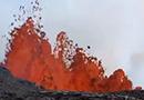 夏威夷火山猛烈喷发